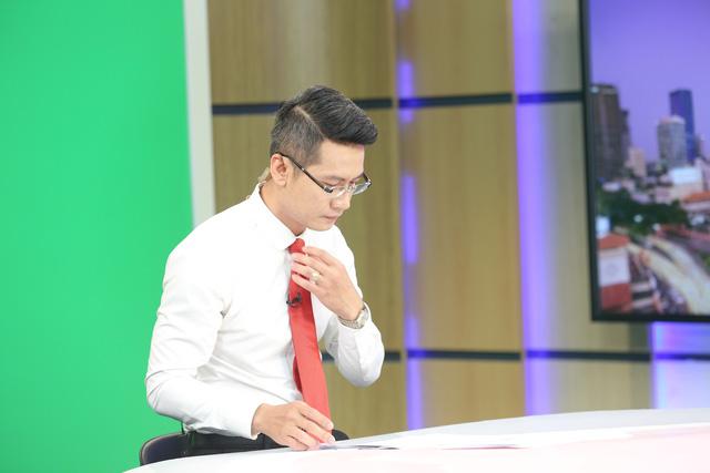 """Dàn MC xinh đẹp trong buổi quay thử chương trình mới """"Việt Nam hôm nay"""" - Ảnh 9."""