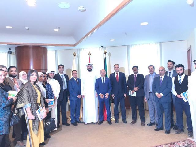 Khai thác thị trường khách du lịch chất lượng cao của Kuwait - Ảnh 1.