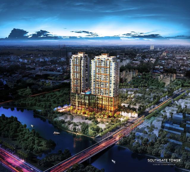Southgate Tower - Lựa chọn sống của cộng đồng cư dân thịnh vượng - Ảnh 1.