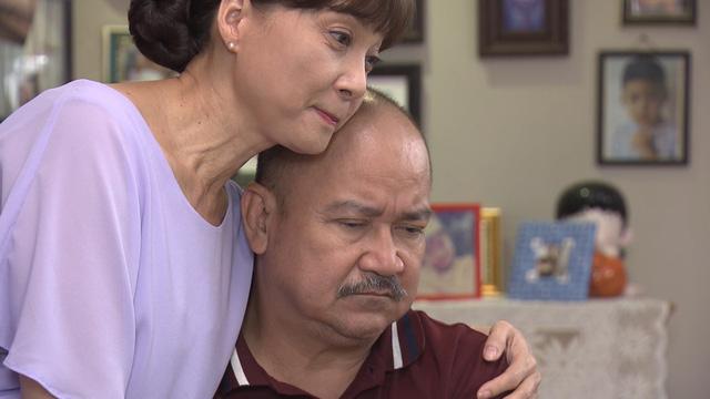 Mẹ ơi, bố đâu rồi? - Tập 23: Ông Mạnh (NS Hoàng Sơn) có nguy cơ bị đột quỵ, cả gia đình hoảng hồn - Ảnh 9.