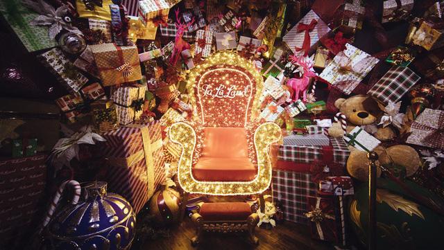 Triển lãm Giáng sinh ảo ở Mỹ - Ảnh 1.