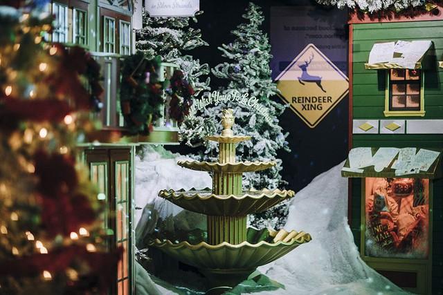 Triển lãm Giáng sinh ảo ở Mỹ - Ảnh 3.