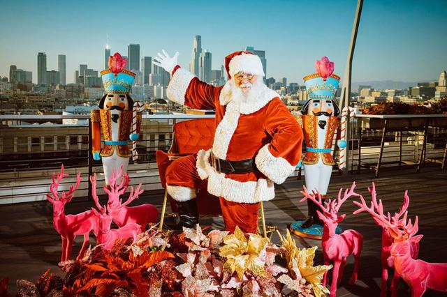 Triển lãm Giáng sinh ảo ở Mỹ - Ảnh 9.