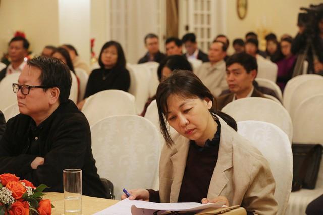 Chủ tịch LHTHTQ 38 mong muốn Ban giám khảo sẽ chọn ra những tác phẩm xứng đáng - Ảnh 2.
