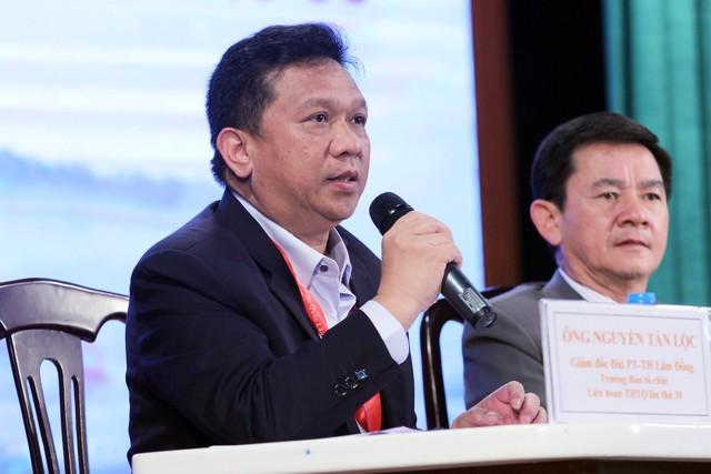 Toàn cảnh buổi gặp mặt báo chí LHTHTQ 38 tại thành phố Đà Lạt - Ảnh 6.