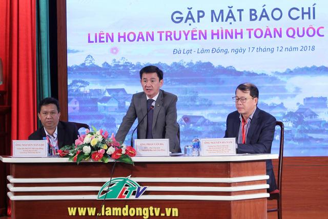 Toàn cảnh buổi gặp mặt báo chí LHTHTQ 38 tại thành phố Đà Lạt - Ảnh 3.