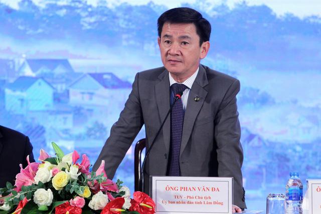 Toàn cảnh buổi gặp mặt báo chí LHTHTQ 38 tại thành phố Đà Lạt - Ảnh 2.