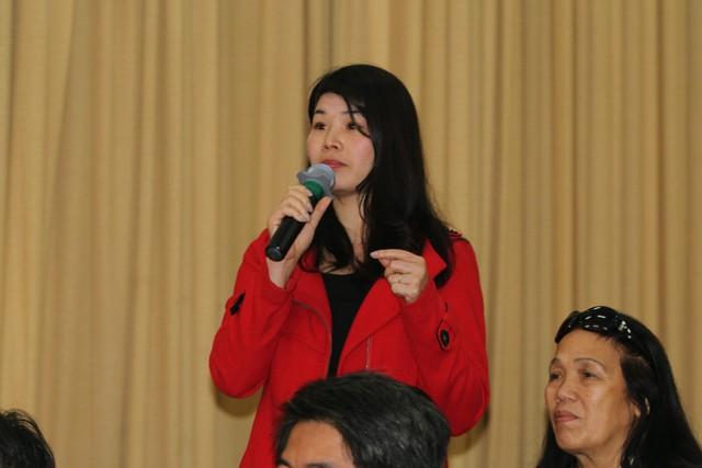 Toàn cảnh buổi gặp mặt báo chí LHTHTQ 38 tại thành phố Đà Lạt - Ảnh 7.
