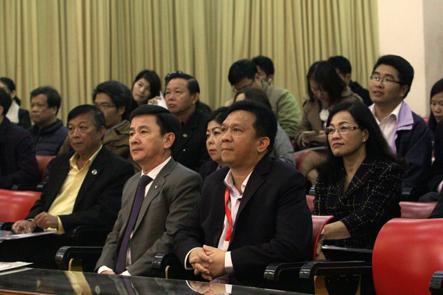Toàn cảnh buổi gặp mặt báo chí LHTHTQ 38 tại thành phố Đà Lạt - Ảnh 1.