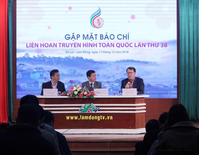Toàn cảnh buổi gặp mặt báo chí LHTHTQ 38 tại thành phố Đà Lạt - Ảnh 5.