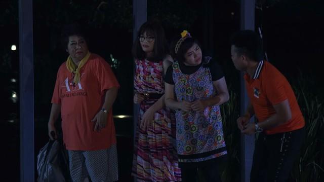"""NSƯT Minh Vượng: """"Thánh"""" sợ ma trong series phim Gia đình 4.0 - Ảnh 2."""