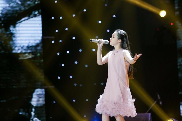 Lộ diện top 7 vào bán kết Giọng hát Việt nhí - Ảnh 5.
