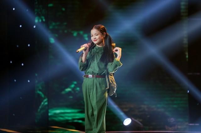 Lộ diện top 7 vào bán kết Giọng hát Việt nhí - Ảnh 1.