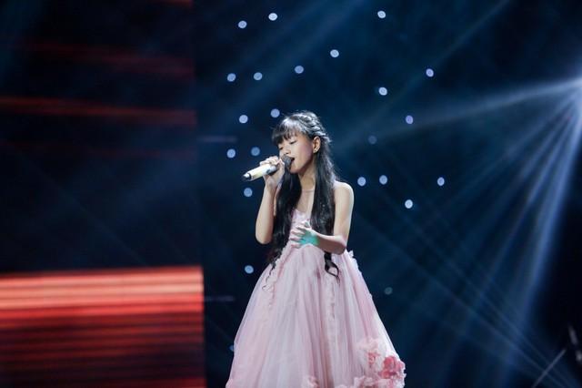 Lộ diện top 7 vào bán kết Giọng hát Việt nhí - Ảnh 4.