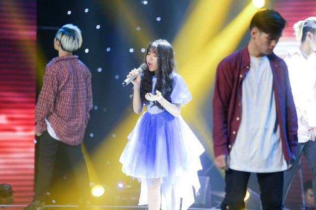 Lộ diện top 7 vào bán kết Giọng hát Việt nhí - Ảnh 7.