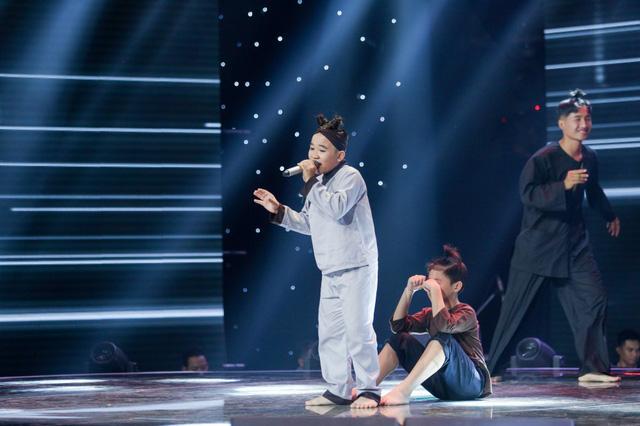 Lộ diện top 7 vào bán kết Giọng hát Việt nhí - Ảnh 8.