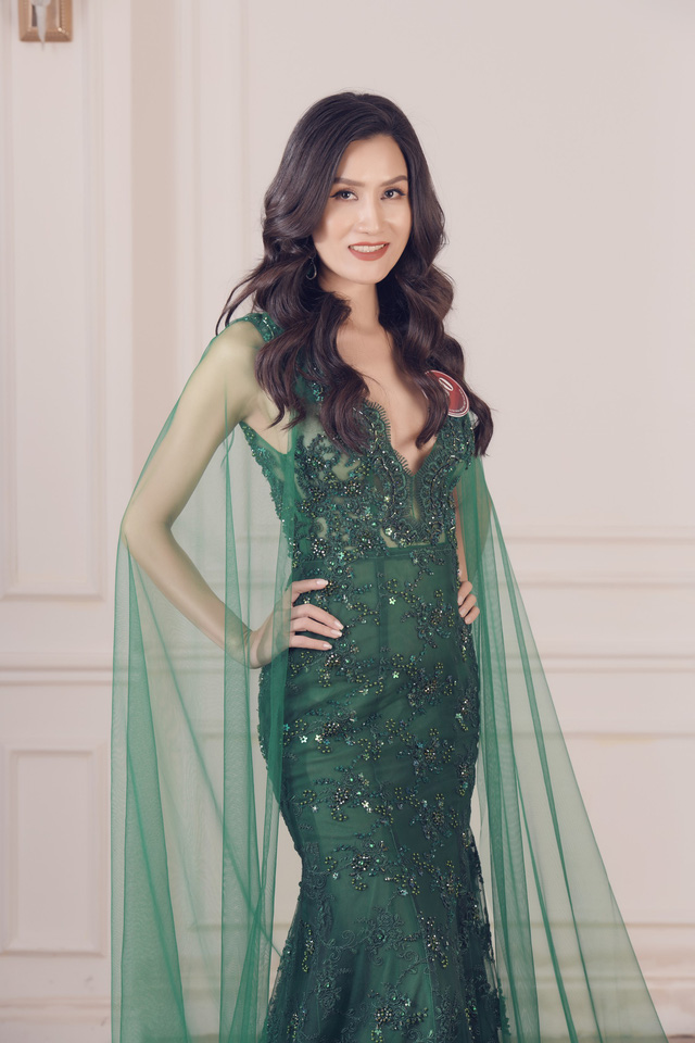 Lộ diện những ứng viên sáng giá tranh giải Người mẫu Quý bà Việt Nam 2018 - Ảnh 8.