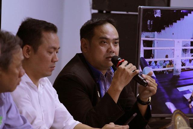7 võ sĩ Việt sẽ góp mặt tại Giải muay quốc tế - Tranh đai Vô địch USC - Ảnh 3.