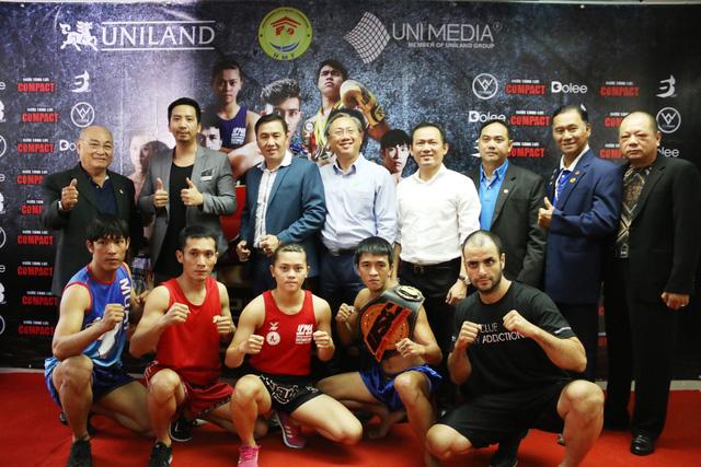 7 võ sĩ Việt sẽ góp mặt tại Giải muay quốc tế - Tranh đai Vô địch USC - Ảnh 2.