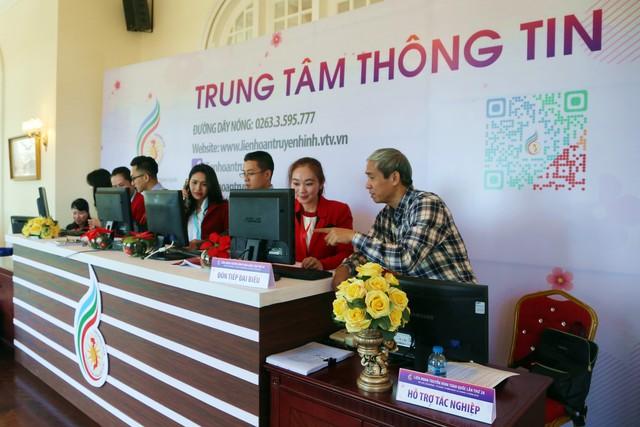 Thành công trong công tác đón tiếp đại biểu – Sự phối hợp nhịp nhàng của Đài THVN và Đài PT-TH Lâm Đồng - Ảnh 1.