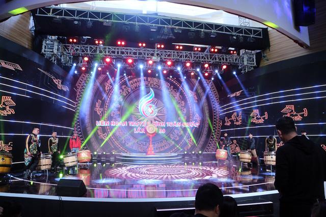 Hé lộ sân khấu mãn nhãn của Lễ khai mạc LHTHTQ 38 - Ảnh 4.