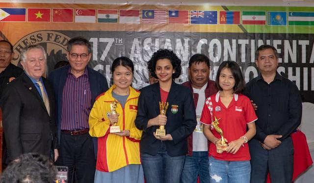 Cờ vua Việt Nam giành 2 suất tham dự World Cup 2019 - Ảnh 1.