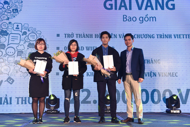 Viettel trao giải Lắng nghe để phát triển năm 2018 - Ảnh 1.