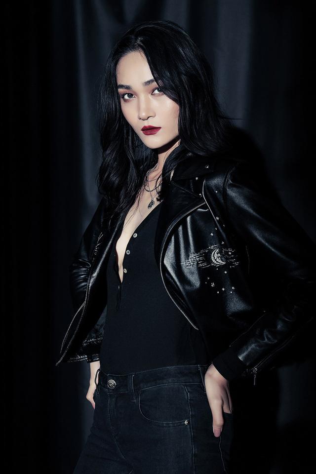 Thùy Trang Next Top Model gợi cảm trong MV mới của Trọng Hiếu - Ảnh 3.