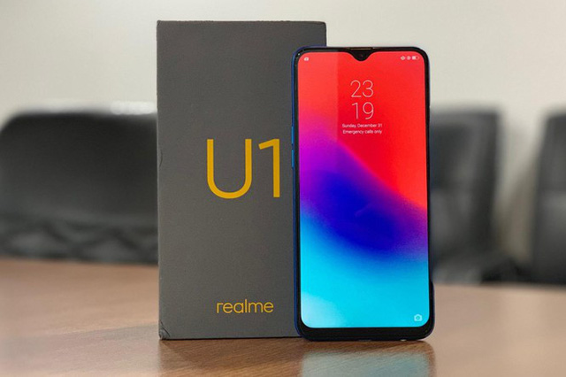 Realme U1 là smartphone đầu tiên trang bị vi xử lý Helio P70 - Ảnh 1.