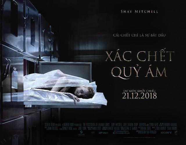 Xác chết quỷ ám - Phim kinh dị duy nhất mùa Giáng sinh - Ảnh 3.