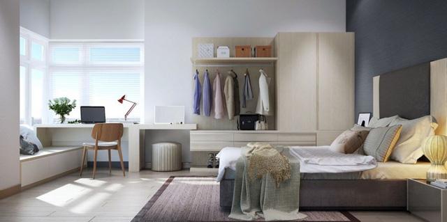 Phòng ngủ tuyệt đẹp dành cho bạn trẻ - Ảnh 4.