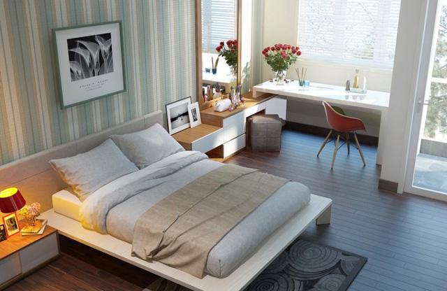 Phòng ngủ tuyệt đẹp dành cho bạn trẻ - Ảnh 5.