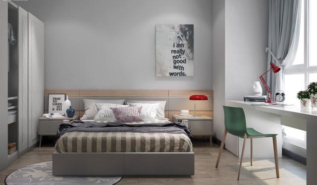 Phòng ngủ tuyệt đẹp dành cho bạn trẻ - Ảnh 7.