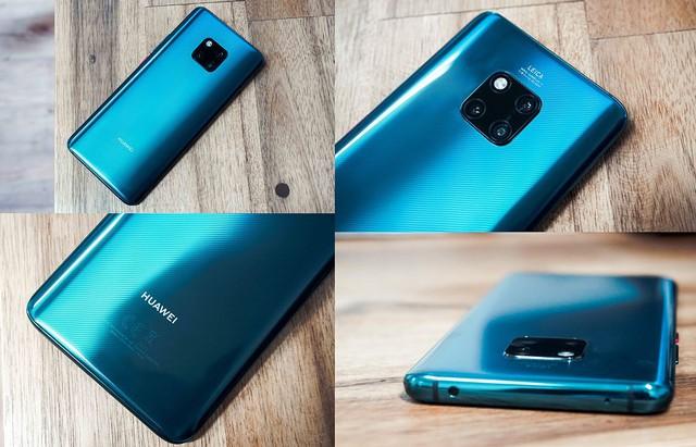 Những mẫu smartphone dành cho mùa Giáng sinh 2018 - Ảnh 3.
