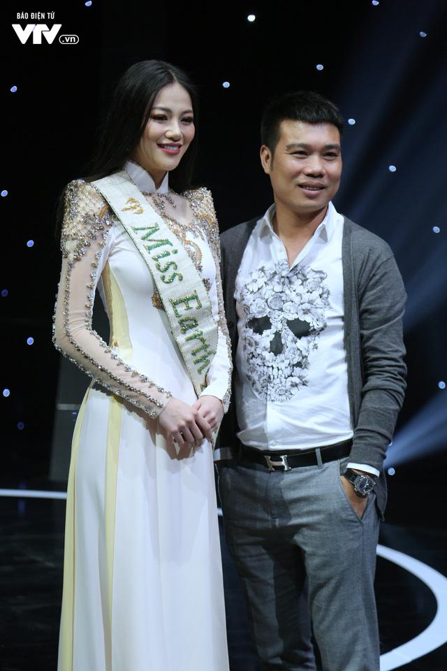 Quang Hải U23 Việt Nam, Hoa hậu Phương Khánh bị bủa vây trên trường quay Dấu ấn 2018 - Ảnh 6.