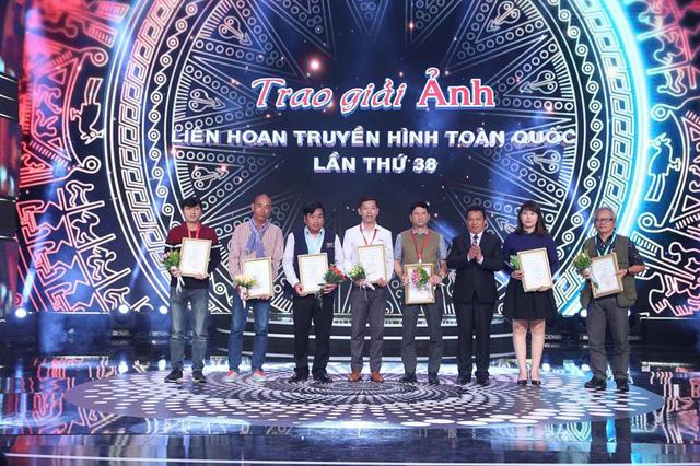 Phóng viên Báo điện tử VTV News giành giải Nhất cuộc thi ảnh Những người làm truyền hình năm 2018 - Ảnh 1.