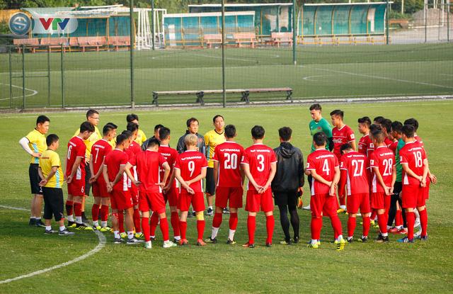 Danh sách ĐT Việt Nam dự King's Cup được HLV Park Hang Seo công bố sau vòng 11 V.League 2019 - Ảnh 1.