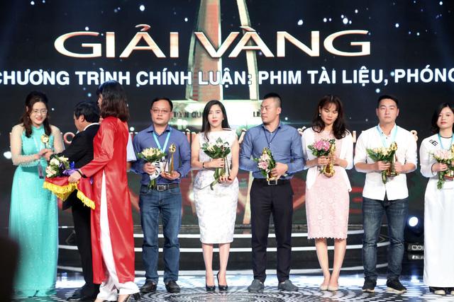 Nữ phóng viên điều tra vụ bảo kê chợ Long Biên: Giải Vàng LHTHTQ 38 đã tiếp thêm ngọn lửa nghề - Ảnh 2.