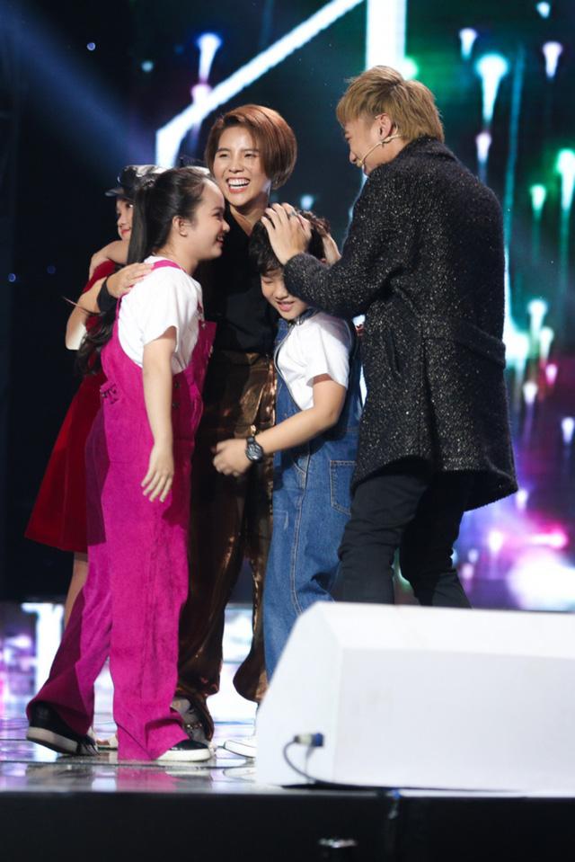 Bảo Anh - Khắc Hưng trắng tay trước thềm chung kết Giọng hát Việt nhí - Ảnh 1.