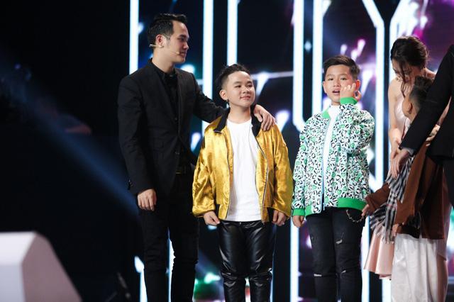 Bảo Anh - Khắc Hưng trắng tay trước thềm chung kết Giọng hát Việt nhí - Ảnh 2.