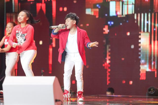 Bảo Anh - Khắc Hưng trắng tay trước thềm chung kết Giọng hát Việt nhí - Ảnh 10.