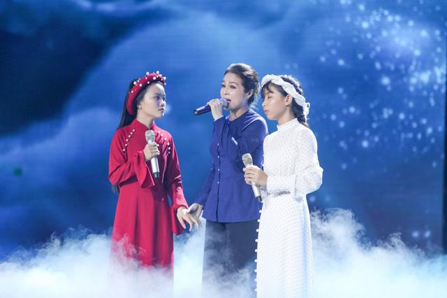 Bảo Anh - Khắc Hưng trắng tay trước thềm chung kết Giọng hát Việt nhí - Ảnh 11.