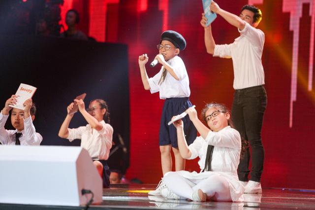 Bảo Anh - Khắc Hưng trắng tay trước thềm chung kết Giọng hát Việt nhí - Ảnh 6.
