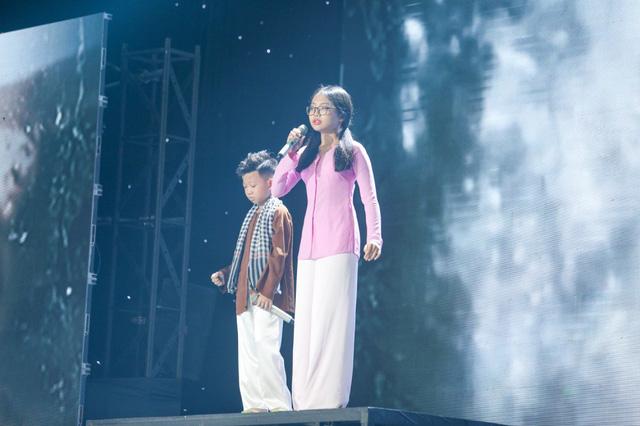 Bảo Anh - Khắc Hưng trắng tay trước thềm chung kết Giọng hát Việt nhí - Ảnh 12.
