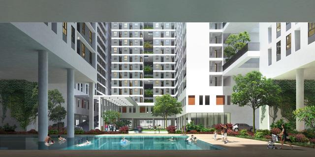 CUBIC Architects - Giải nhất cuộc thi thiết kế điển hình chung cư nhà ở xã hội cao tầng 2017 - Ảnh 2.