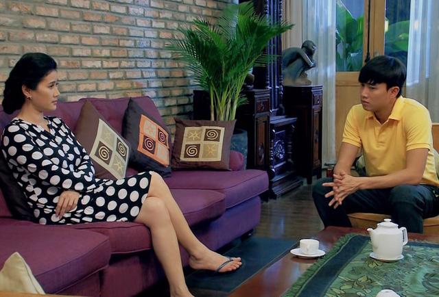Loạt ảnh Thân Thúy Hà độc ác xuất thần trong phim Cung đường tội lỗi - Ảnh 13.
