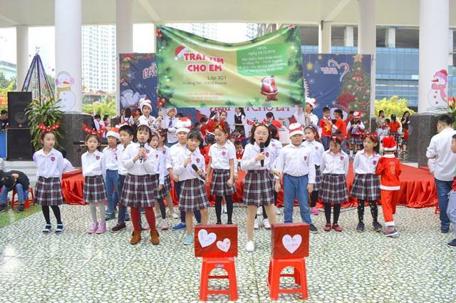 Trường TH - THCS Pascal ủng hộ 100 triệu cho chương trình Trái tim cho em - Ảnh 2.