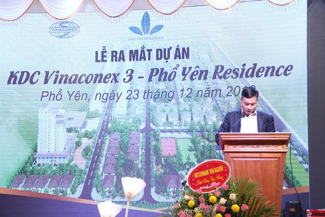 Ấn tượng lễ ra mắt dự án khu dân cư Vinaconex 3 – Phổ Yên Residence - Ảnh 1.