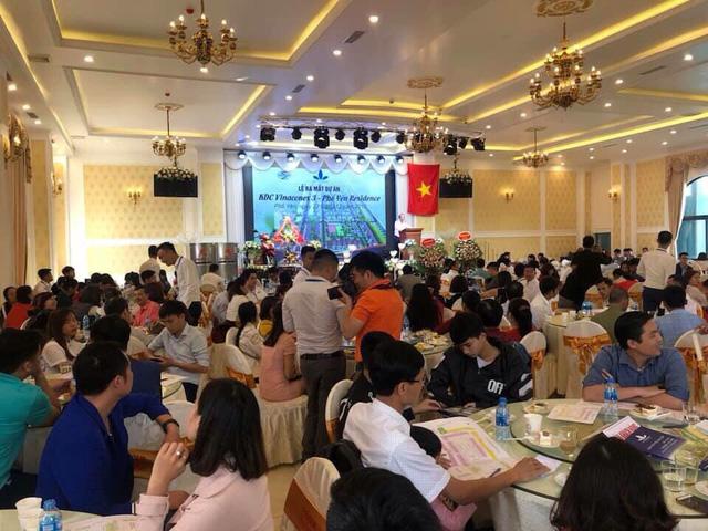 Ấn tượng lễ ra mắt dự án khu dân cư Vinaconex 3 – Phổ Yên Residence - Ảnh 2.