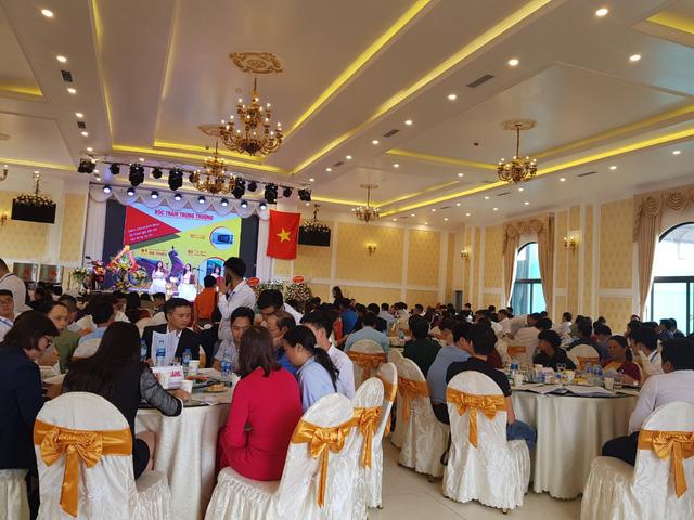 Ấn tượng lễ ra mắt dự án khu dân cư Vinaconex 3 – Phổ Yên Residence - Ảnh 4.